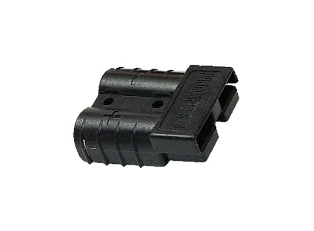 Complete connector SB50 Black