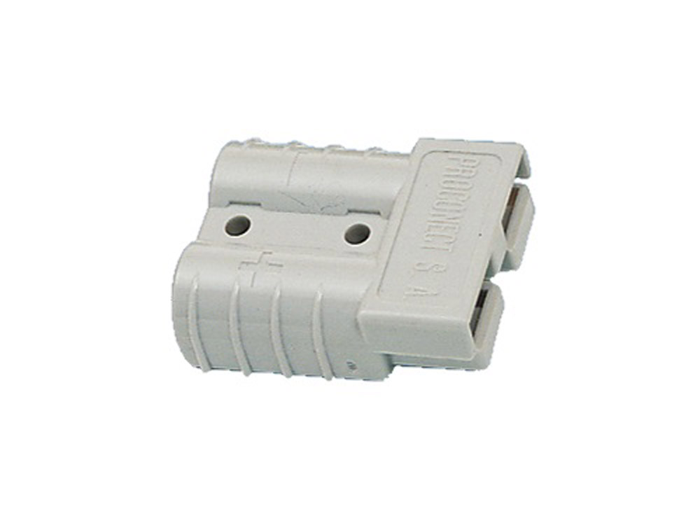 Complete connector SB50 Grey