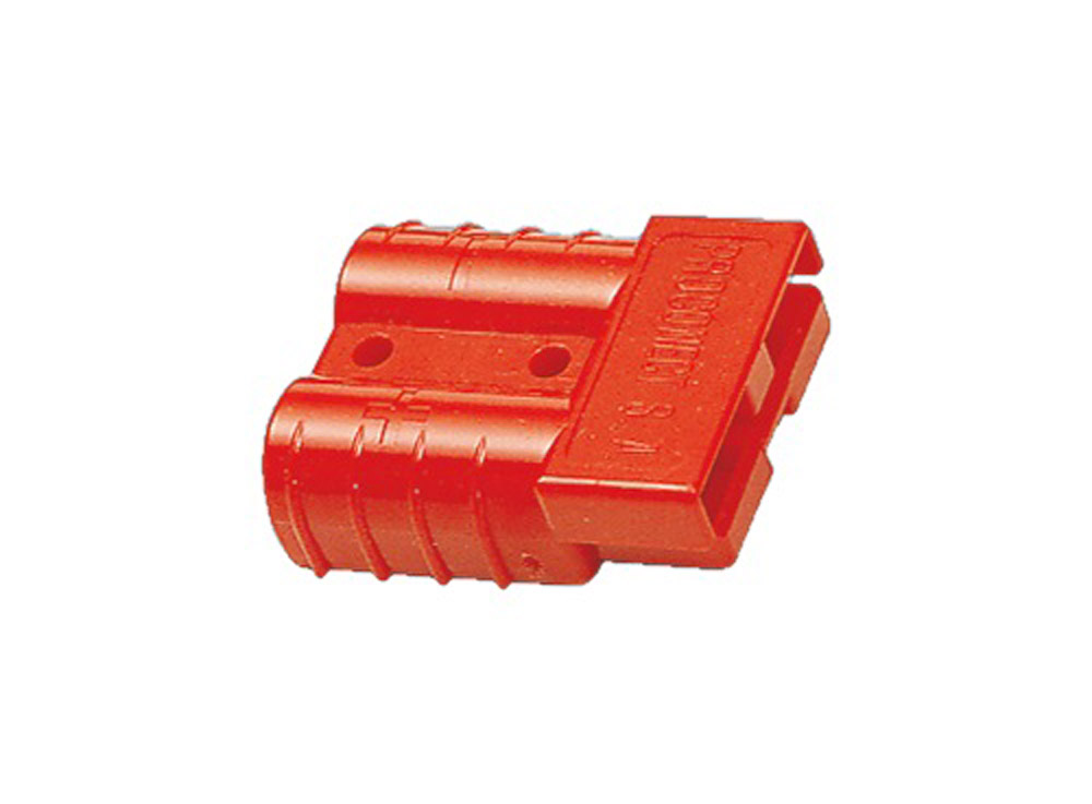 Complete connector SB50 Red